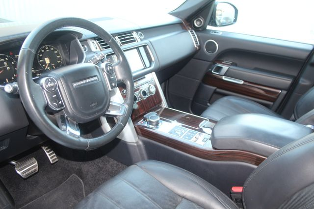 2015 Land Rover Range Rover Supercharged Houston, Texas 19