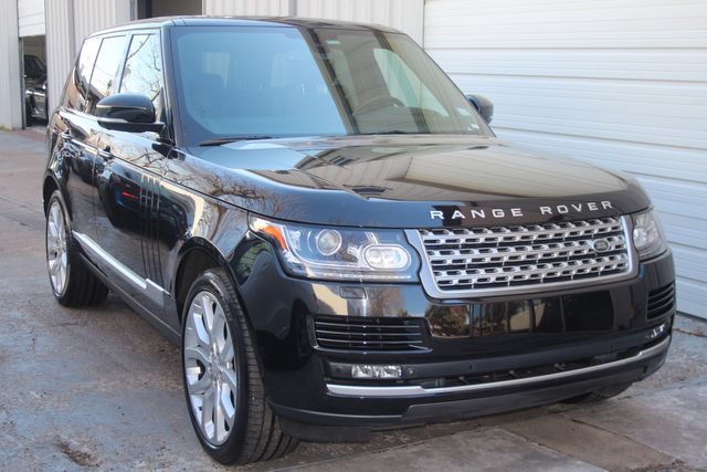 2015 Land Rover Range Rover Supercharged Houston, Texas 3