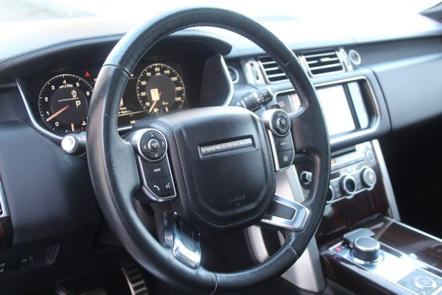 2015 Land Rover Range Rover Supercharged Houston, Texas 20