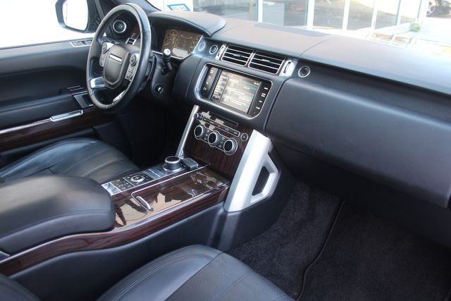 2015 Land Rover Range Rover Supercharged Houston, Texas 29