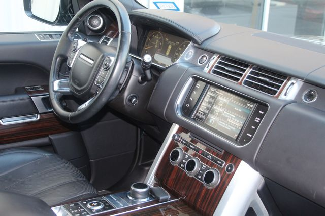 2015 Land Rover Range Rover Supercharged Houston, Texas 30