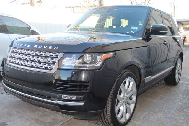 2015 Land Rover Range Rover Supercharged Houston, Texas 4