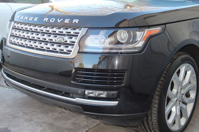 2015 Land Rover Range Rover Supercharged Houston, Texas 5