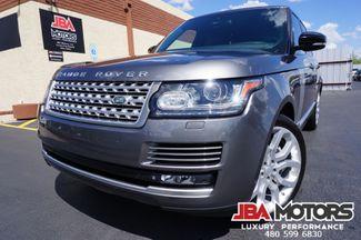 2015 Land Rover Range Rover L Supercharged LWB Full Size Long Wheel Base 4WD SUV   MESA, AZ   JBA MOTORS in Mesa AZ