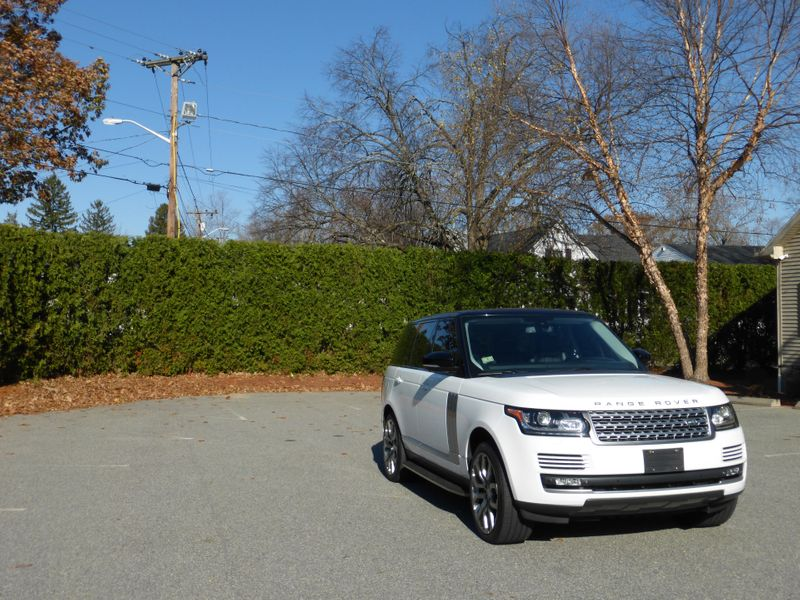 2015 Land Rover Range Rover Supercharged  city MA  European Motorsports  in Lawrence, MA