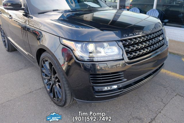 2015 Land Rover Range Rover Supercharged REAR DVD IN HEADREST in Memphis, Tennessee 38115