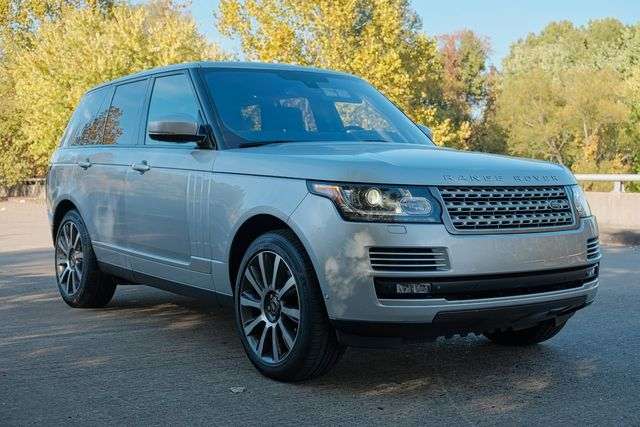 2015 Land Rover Range Rover Autobiography w/REAR DVD IN HEADREST in Memphis, Tennessee 38115