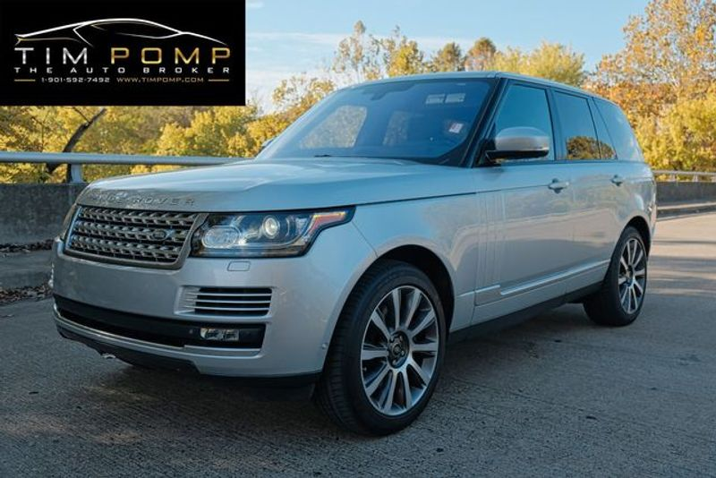 2015 Land Rover Range Rover Autobiography | Memphis, Tennessee | Tim Pomp - The Auto Broker in Memphis Tennessee