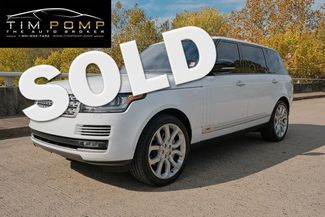 2015 Land Rover Range Rover Autobiography | Memphis, Tennessee | Tim Pomp - The Auto Broker in  Tennessee