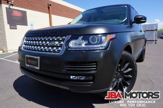 2015 Land Rover Range Rover HSE Supercharged Full Size 4WD SUV    MESA, AZ   JBA MOTORS in Mesa AZ