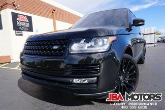 2015 Land Rover Range Rover Autobiography V8 Supercharged Full Size ATB 4WD SC | MESA, AZ | JBA MOTORS in Mesa AZ