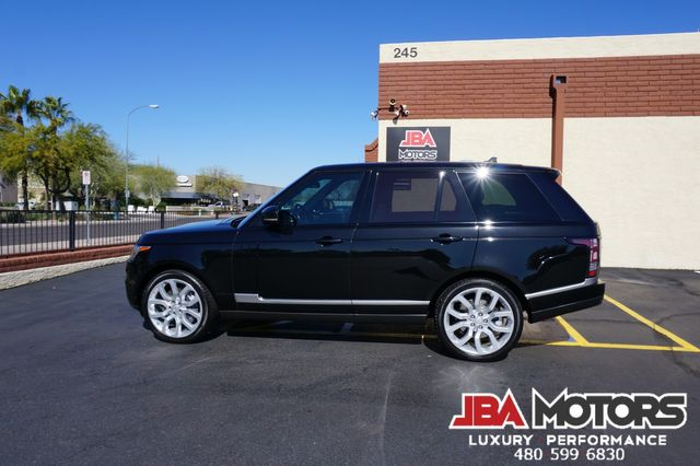 2015 Land Rover Range Rover Supercharged V8 SC SUV Full Size 4WD 1 Owner Car in Mesa, AZ 85202