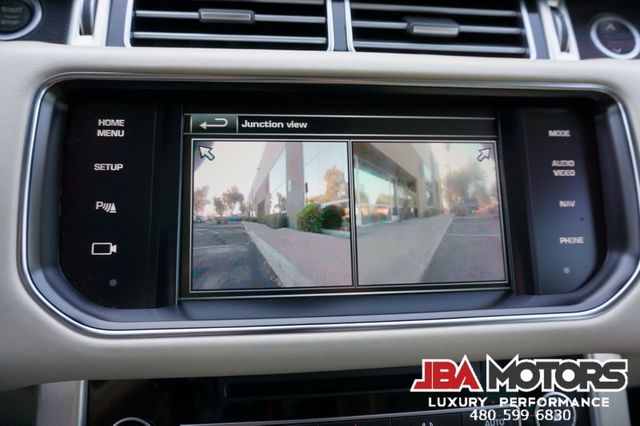 2015 Land Rover Range Rover Supercharged Full Size 4WD SUV in Mesa, AZ 85202