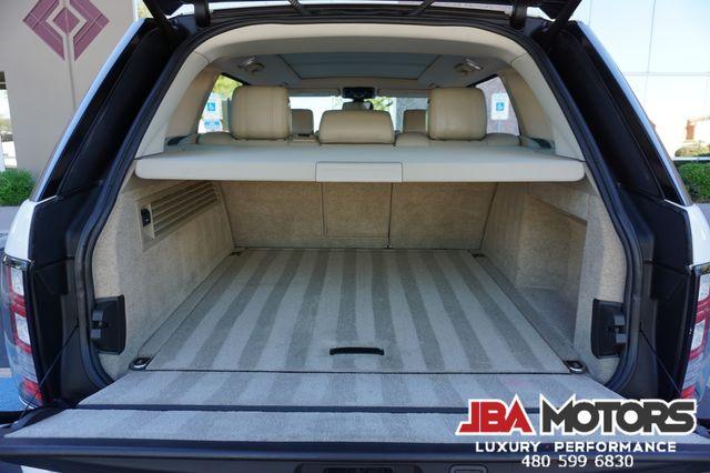 2015 Land Rover Range Rover LWB Supercharged V8 Full Size SC Long Wheel Base in Mesa, AZ 85202