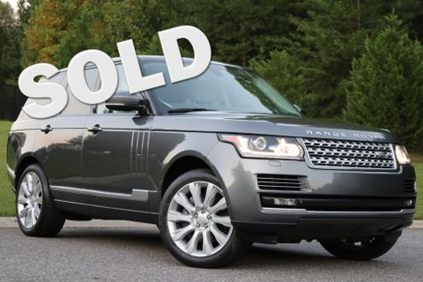 2015 Land Rover Range Rover Supercharged in Mansfield