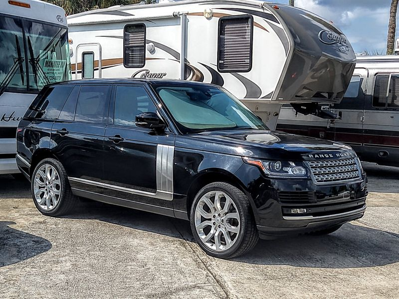 2015 Land Rover Range Rover HSE  city FL  Manatee RV  in Palmetto, FL