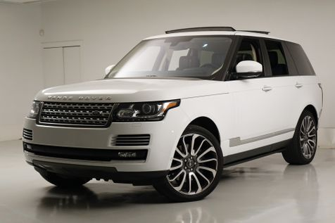 2015 Land Rover Range Rover Autobiography* 22'S* Supercharged* One Owner*** | Plano, TX | Carrick's Autos in Plano, TX