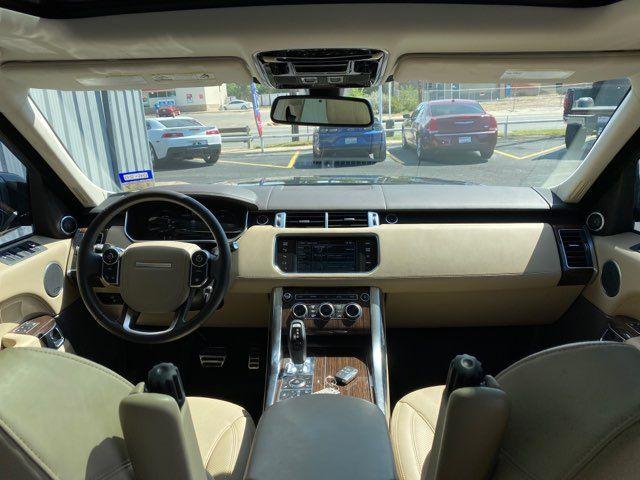 2015 Land Rover Range Rover Autobiography in San Antonio, TX 78212