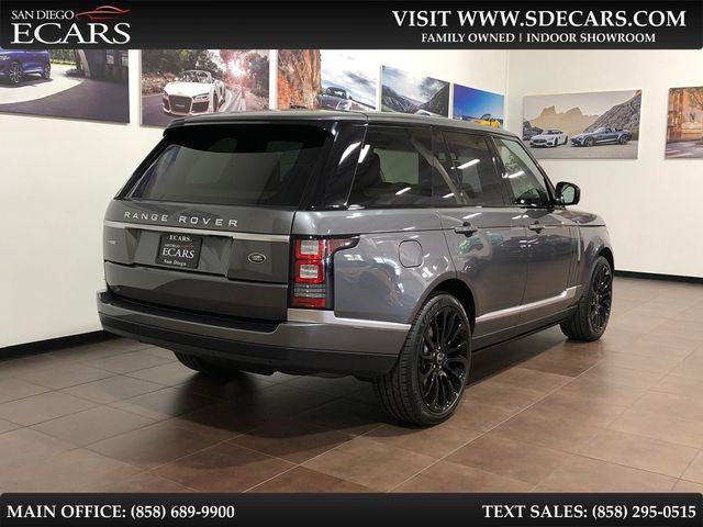 2015 Land Rover Range Rover HSE in San Diego, CA 92126