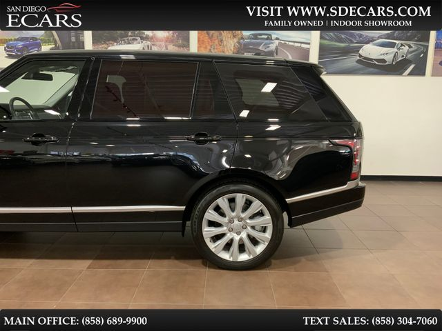 2015 Land Rover Range Rover Supercharged LWB in San Diego, CA 92126