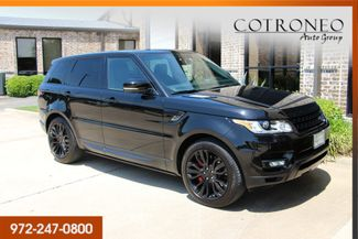 2015 Land Rover Range Rover Sport V8 Supercharged Dynamic in Addison TX, 75001