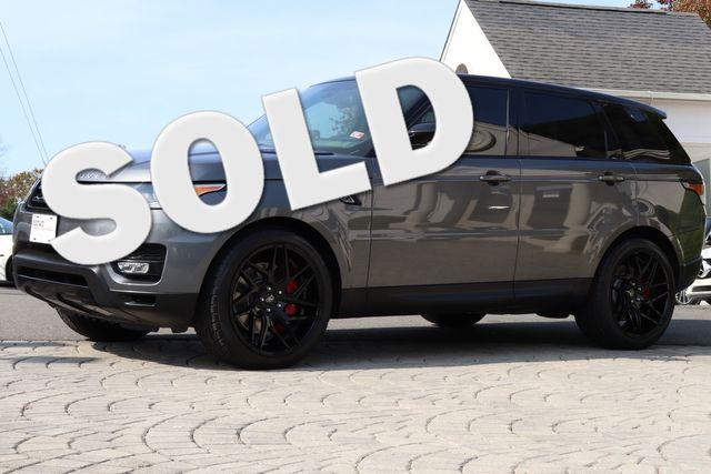 2015 Land Rover Range Rover Sport V8 Supercharged Dynamic PKG CPO-100K Warranty in Alexandria VA