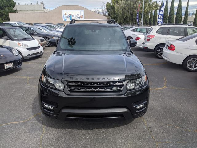 2015 Land Rover Range Rover Sport Supercharged in Campbell, CA 95008