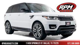 2015 Land Rover Range Rover Sport HSE in Dallas, TX 75229