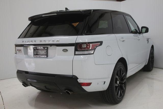 2015 Land Rover Range Rover Sport Autobiography Houston, Texas 10