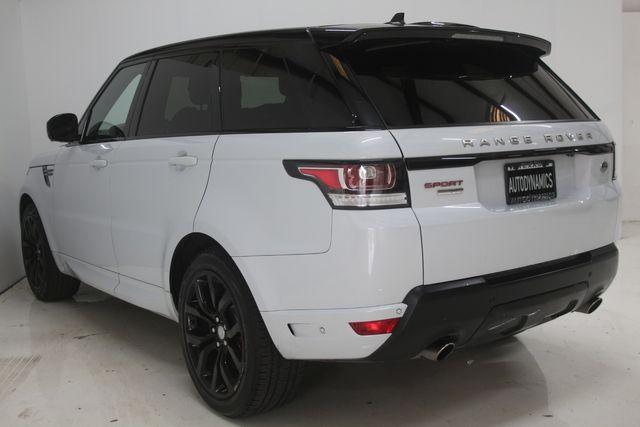 2015 Land Rover Range Rover Sport Autobiography Houston, Texas 12