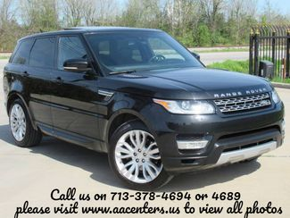 2015 Land Rover Range Rover Sport HSE   Houston, TX   American Auto Centers in Houston TX