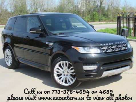 2015 Land Rover Range Rover Sport HSE | Houston, TX | American Auto Centers in Houston, TX