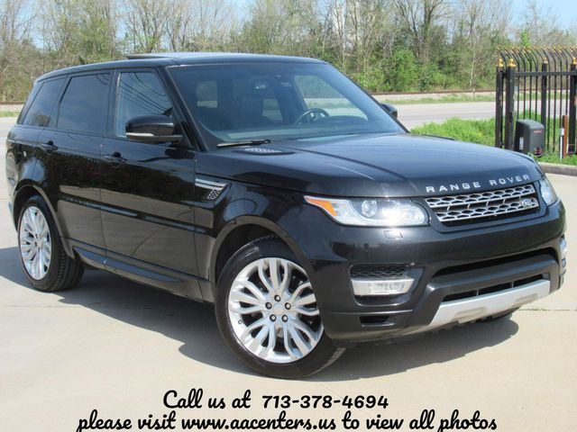 2015 Land Rover Range Rover Sport HSE | Houston, TX | American Auto Centers in Houston TX