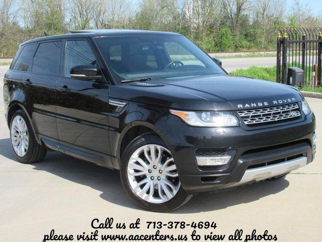 2015 Land Rover Range Rover Sport HSE | Houston, TX | American Auto Centers in Houston TX