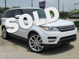 2015 Land Rover Range Rover Sport in Houston TX
