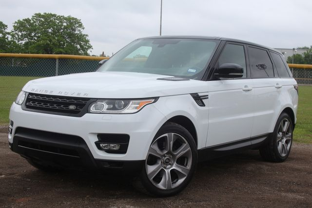 2015 Land Rover Range Rover Sport HSE Houston, Texas 1