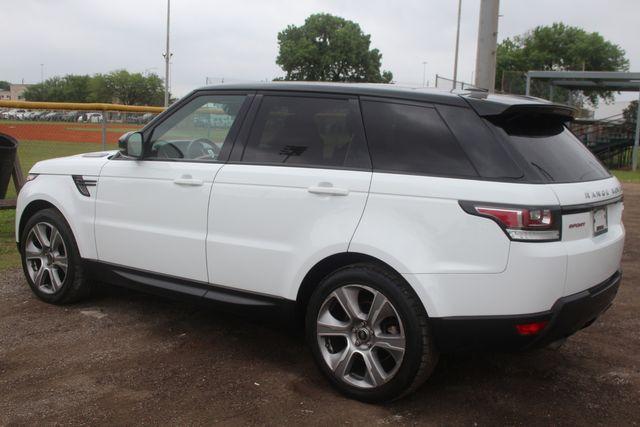 2015 Land Rover Range Rover Sport HSE Houston, Texas 14