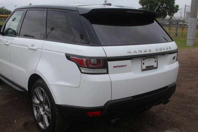 2015 Land Rover Range Rover Sport HSE Houston, Texas 15