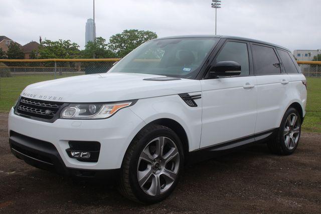 2015 Land Rover Range Rover Sport HSE Houston, Texas 3