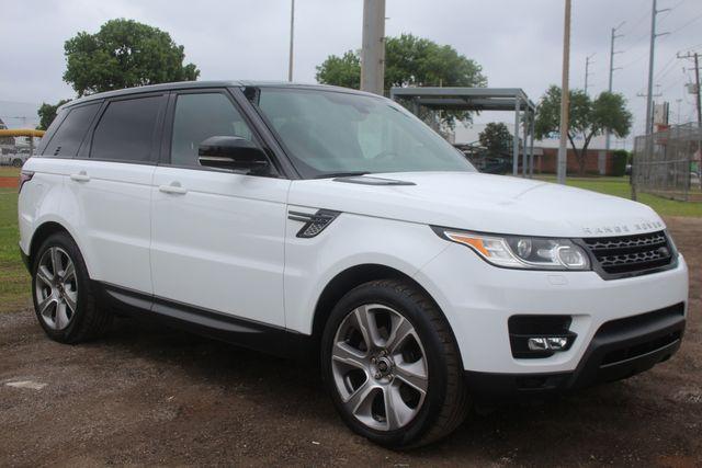 2015 Land Rover Range Rover Sport HSE Houston, Texas 4