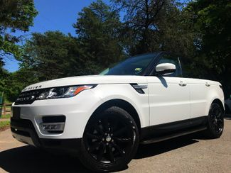 2015 Land Rover Range Rover Sport HSE Engine: 3.0L V6 Supercharged in Leesburg, Virginia 20175