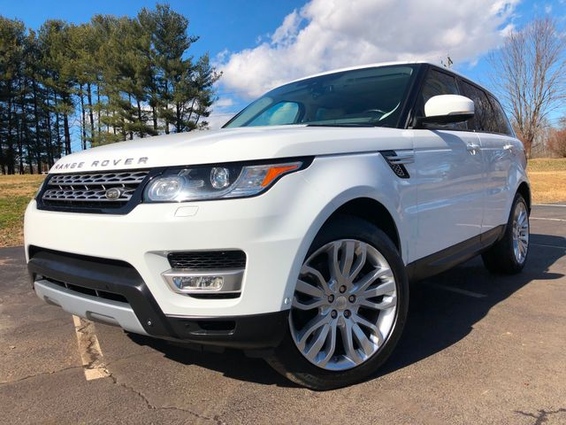 2016 Land Rover Range Rover Sport V6 HSE 3RD ROW SEATING PACKAGE