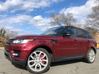 2015 Land Rover Range Rover Sport Supercharged / ONE OWNER in Leesburg, Virginia 20175