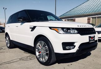 2015 Land Rover Range Rover Sport Supercharged LINDON, UT 6