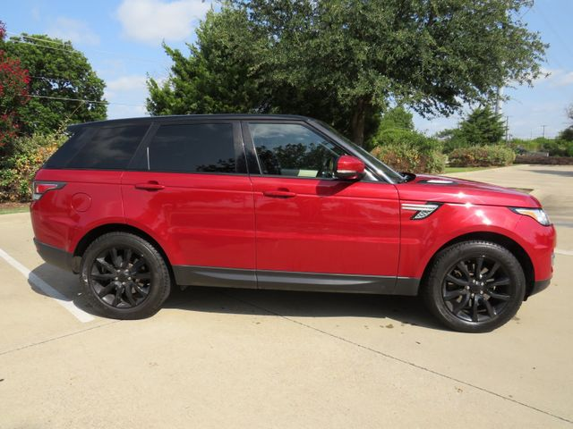 2015 Land Rover Range Rover Sport 3.0L V6 Supercharged HSE in McKinney, Texas 75070