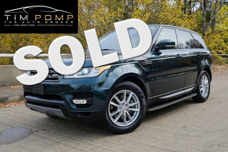 2015 Land Rover Range Rover Sport HSE   Memphis, Tennessee   Tim Pomp - The Auto Broker in Memphis Tennessee