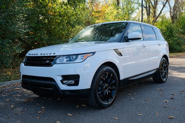 2015 Land Rover Range Rover Sport HSE W/PANO ROOF