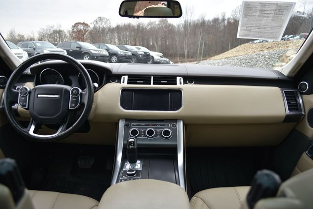 2015 Land Rover Range Rover Sport SE Naugatuck, Connecticut 17