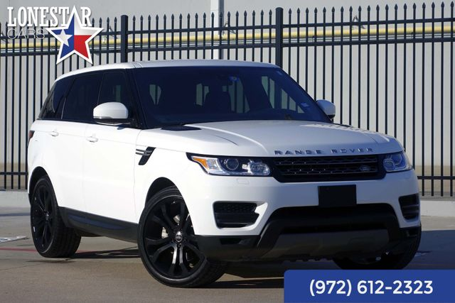 2015 Land Rover Range Rover Sport SE Clean Carfax One Owner
