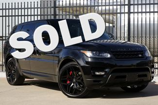 2015 Land Rover Range Rover Sport Supercharged * LIMITED EDITION * Dynamic * $93,420 Plano, Texas